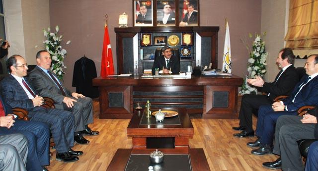AKP'ye 30 kişi başvurdu