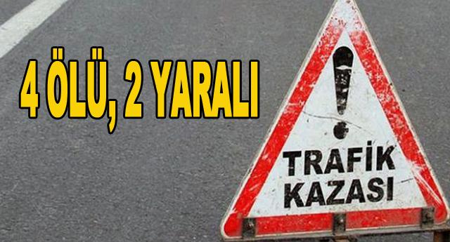 Gaziantep'te otomobil şarampole yuvarlandı