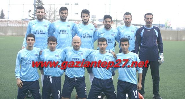 TELEKOM'DAN GAZİ'YE ÇELME 2 - 2
