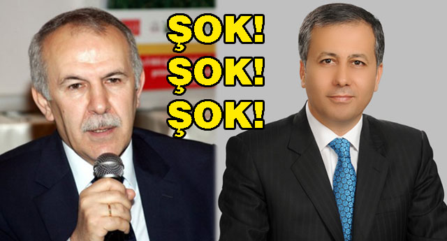Erdal Ata Merkeze, Ali Yerlikaya Gaziantep'e