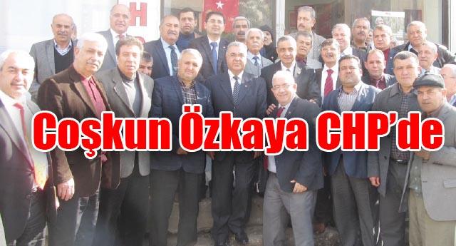 CHP'ye büyük katılım