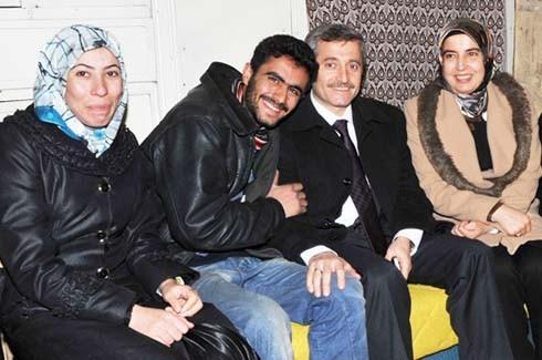 Suriyeli çifte gece ziyareti