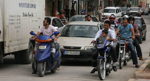 Gaziantep'te araç enflasyonu