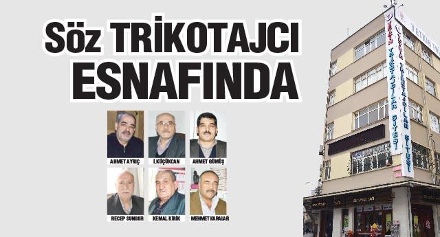 Trikotoj sektörü kan ağlıyor