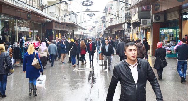 Nüfusun %93,3'ü belediye sınırlarında yaşıyor