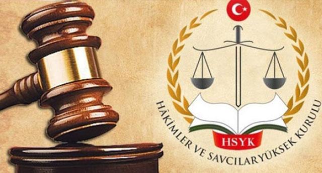 Gaziantep'te savcıların yerleri değişti