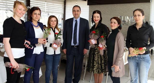 Naksan'da kadınlar günü buluşması