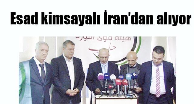Kimyasal silahlar İran'dan geliyor