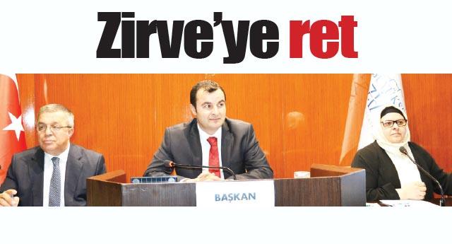 İtiraz oy birliği ile reddedildi.