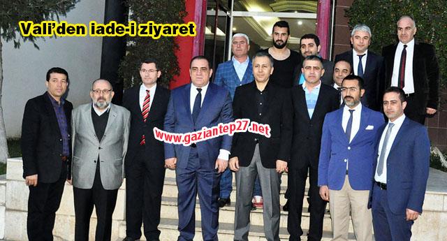 Gaziantepspor'a destek olacağız
