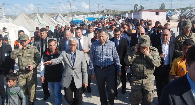 Gaziantep'te 302 bin Suriyeli var