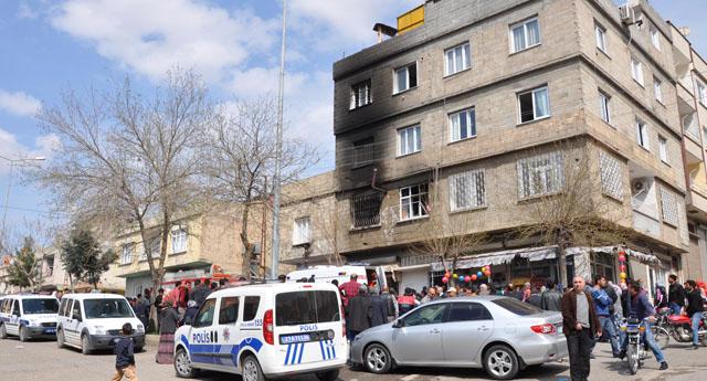 Evde çıkan yangında 2 Kardeş öldü