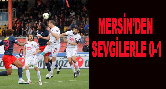 Trabzon'dan sonra Mersin'i de geçtiler