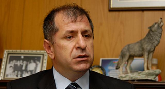 Ümit Özdağ Gaziantep'i işaretledi