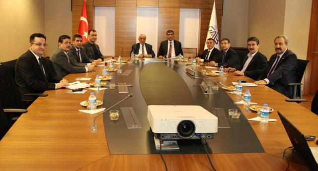 Bulgur GAİB'de masaya yatırıldı