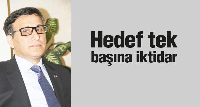 Türkiye bizimle yürüyecek