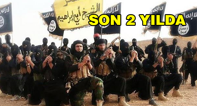 Gaziantep'te IŞİD'e gitmek isteyen 471 kişi tutuklandı