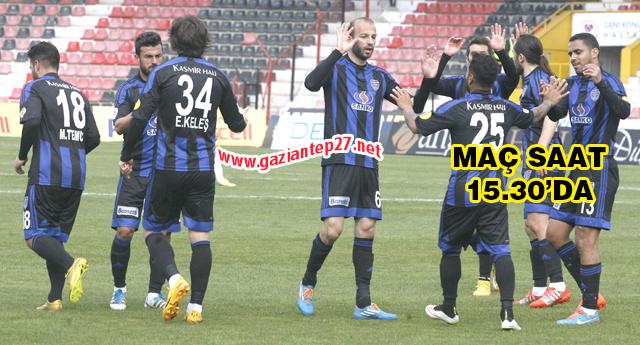 Mersin'de hazırlık maçı yapacaklar