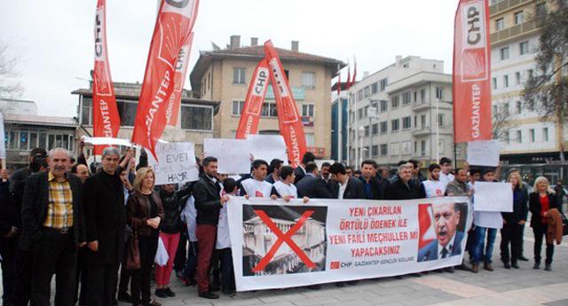CHP'den örtülü ödeneğe tepki