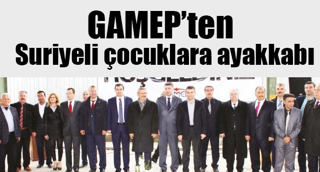 GAMEP'in hedefleri büyük