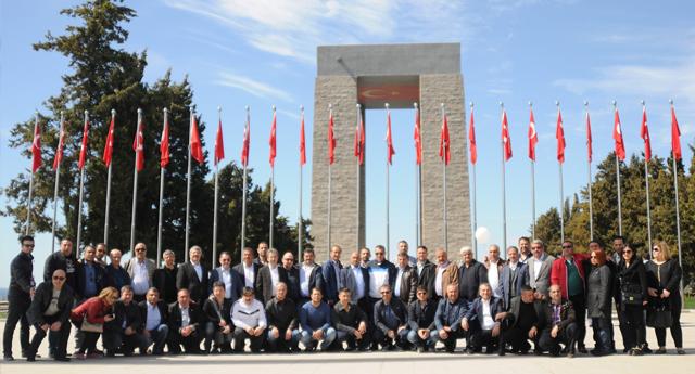 GTO Meclis toplantısı Çanakkale'de yapıldı