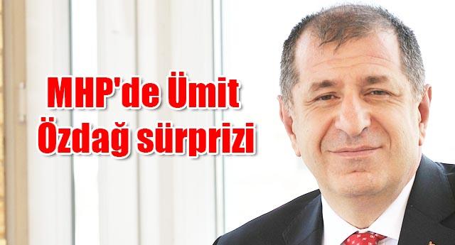 İŞTE MHP'DE KESİN LİSTE