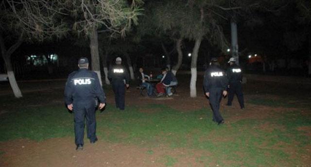 Aranan bin 127 şahıs yakalandı