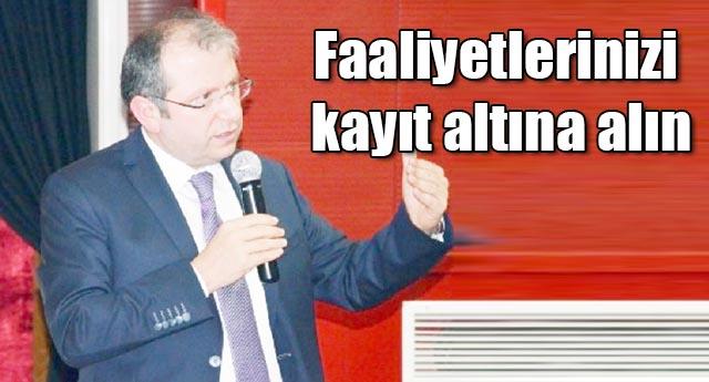 ALBARAKA TÜRK KOBİ'LERLE BULUŞU
