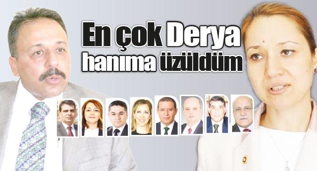 AK Partili adaylardan üstü kapalı eleştiri
