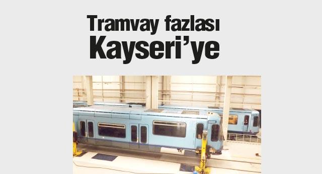 8 Tane Kayseri'ye