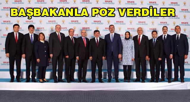 İşte Gaziantep ekibi