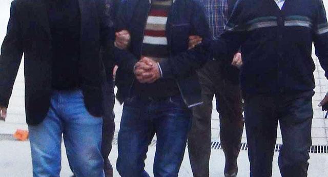 1 haftada 61 şüpheli tutuklandı