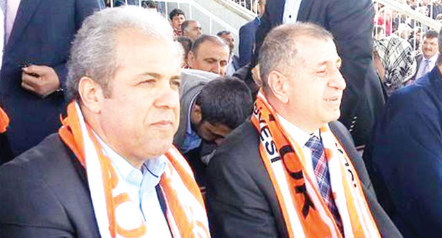 Şamil Tayyar- Ümit Özdağ buluşması