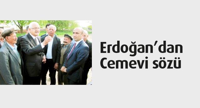 Erdoğan Araban'da çalışıyor