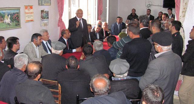 Mehmet Erdoğan'dan Cemevi sözü