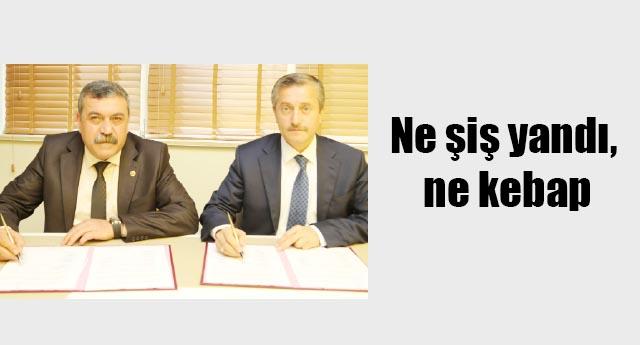 Sözleşmeler imzalandı