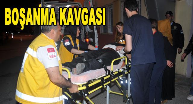 1 polis, 14 yaralı