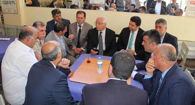 İstikrar ve güç AKP ile sağlandı