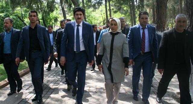Yeni Türkiye'nin mimarı Gaziantep olacak