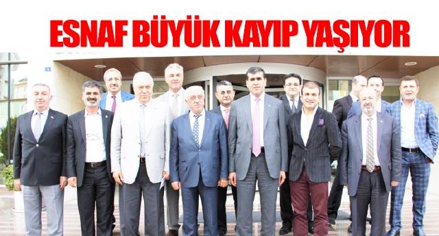 HDP GAİB'i ziyaret etti