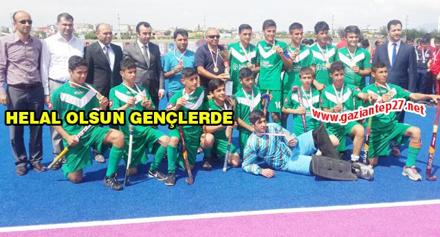 Türkiye'nin şampiyonu Şehit Şahin