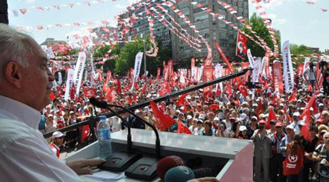 'Erdoğan ve PKK bir suç ortaklığı oluşturdu'