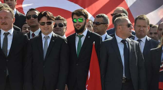 Yeni Türkiye Anıtkabir'de
