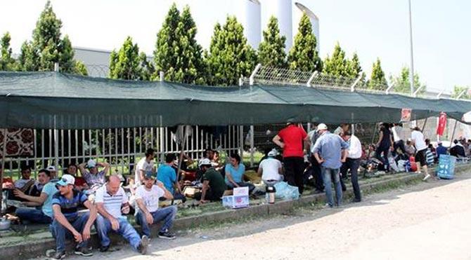 Bursa'da vali devreye girdi