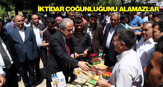AK Parti tabanından HDP'ye kayma yok
