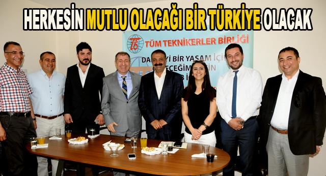 Türkiye yeni bir sayfa açacak
