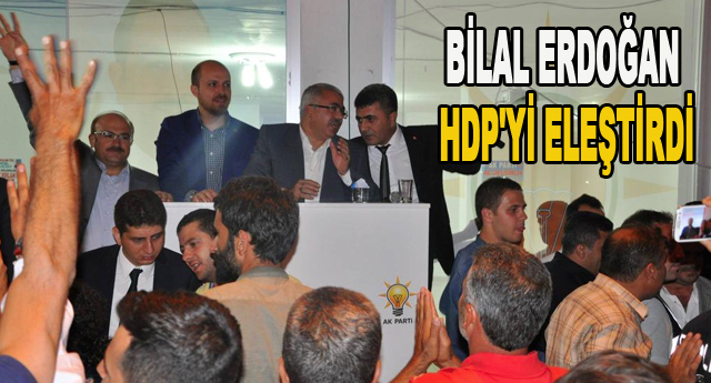 Erdoğan Gaziantep'te