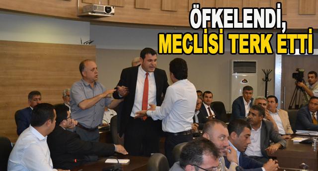Mecliste Dinazor tartışması