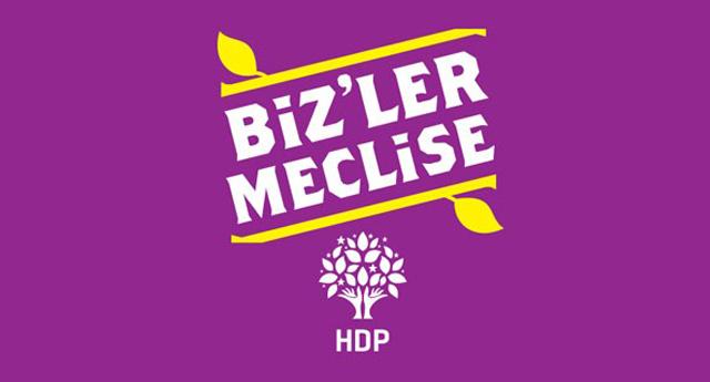 HDP'de büyük sevinç