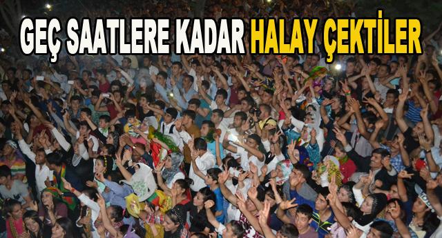 HDP zaferini kutladı